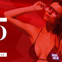 Canada Day Red Party at Cabana Pool Bar