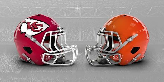 Image result for Chiefs vs. Browns
