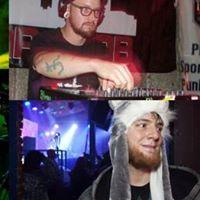 Derick Howard with Dyonysiz and Rawko at Artisan Alley