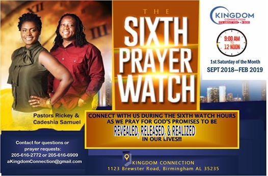 The Sixth Prayer Watch