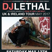DJ Lethal A Founding Member Of HOUSE of PAIN &amp LIMP Bizkit