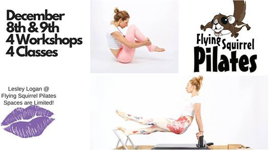 pilates winter workshop at flying squirrel pilates milwaukee