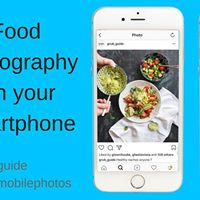 Create Insta Worthy Food Photos on your Smartphone