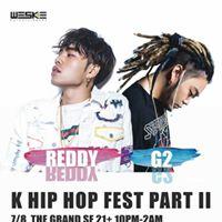The Grand K Hip Hop Festival
