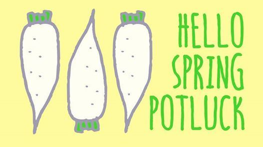 Image result for spring potluck