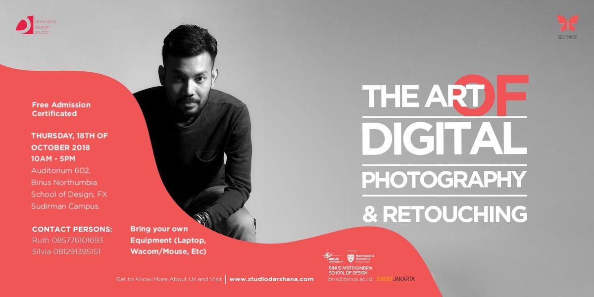The Art of Digital Photography & Retouching