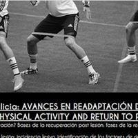 II Ed Galicia Avances en Readaptacin de Lesiones. RTPA y RTP