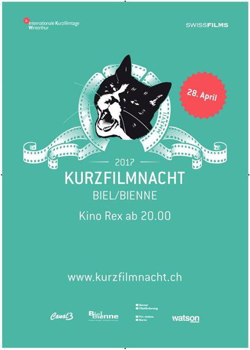 Kurzfilmnacht-Tour BielBienne