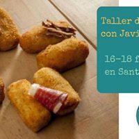 Taller de lindy hop en Santander con Javi y Carla.