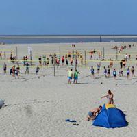 Beach-Academy Camp auf Borkum