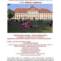 Dani europske batine - batina i zajednica