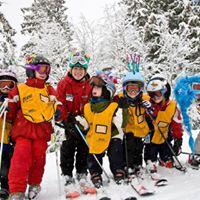 Kids Christmas Ski and Snowboard Camp