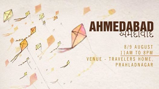 Shuffling Suitcases Edition 5 - Ahmedabad