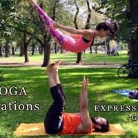 Acroyoga Foundations - Weekly Thursday classes
