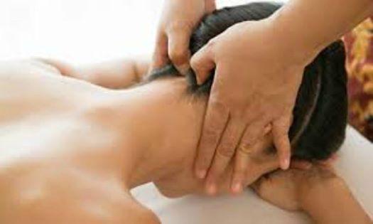 Orthopedic Massage Head Neck and Shoulders