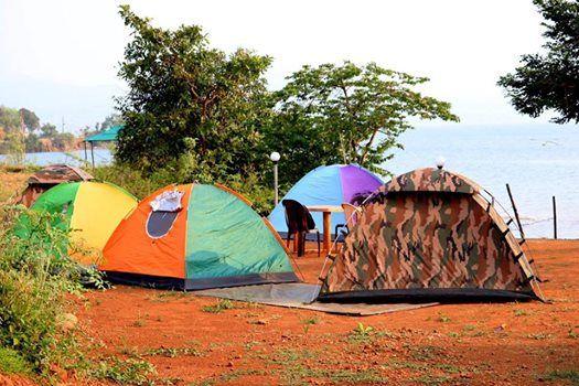 Pawna Lake Camping )