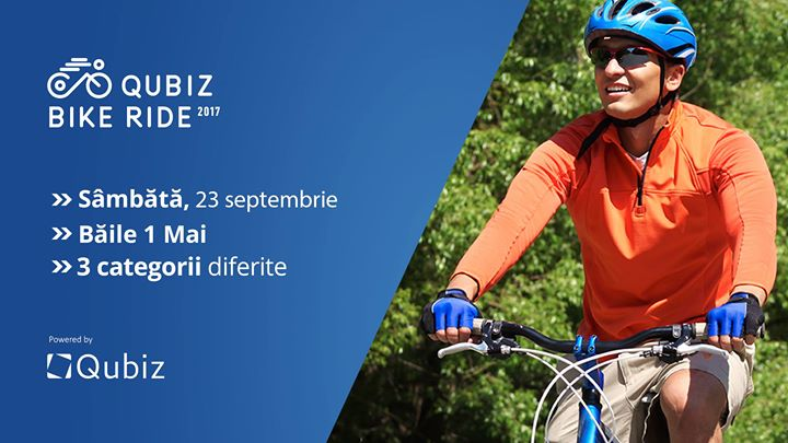 Qubiz Bike Ride