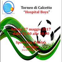 Torneo di calcetto Hospital Boys