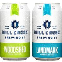 Mill Creek Brewing Montgomery Launch Party