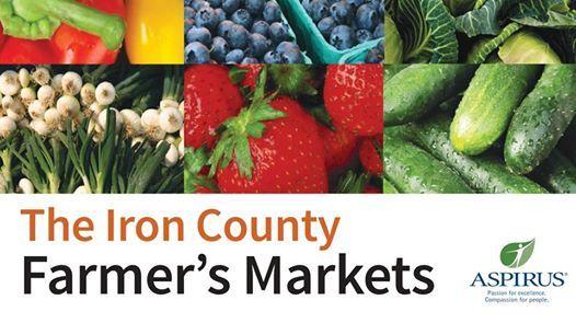 Iron County Farmers Market - Iron River