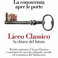 Liceo Classico la chiave del futuro.