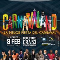 Carnavaland La Mejor Fiesta