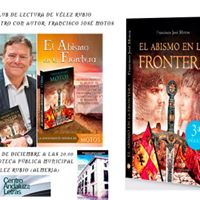 Club de lectura de Vlez Rubio encuentro con autor
