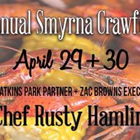 15th Annual Crawfish Boil