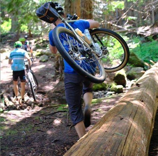 Ride With & Meet Jan Heine of Compass Tires