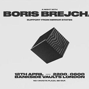 A Night With Boris Brejcha