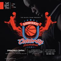 DJ Bobby Blacks 2nd Annual Celebrity Basketball Game
