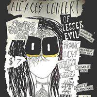 All Ages PunkMetal Show