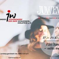 JuWeWo - Jugendwerkswochenende &quotAlles kann - nichts muss&quot