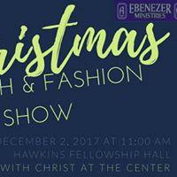Ebenezer Christmas Brunch