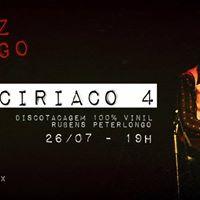 Jazz a Go Go apresenta Joo Ciriaco Quarteto