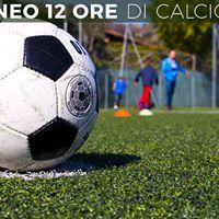 Torneo 12h. di Calcio a 5 - UNITI NELLO SPORT
