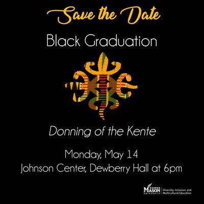2019 Black Graduation Donning of the Kente