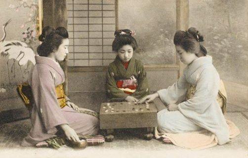 Asobi Festival De Juegos Tradicionales Japoneses At Haiku Barcelona
