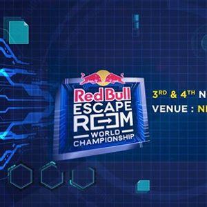 Red Bull Escape Room World Championship