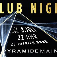 CLUB NIGHT - Pyramide Mainz