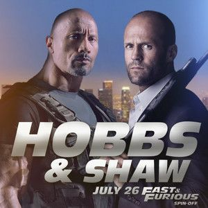 Movie Cinema Official: Hobbs and Shaw Full Movie