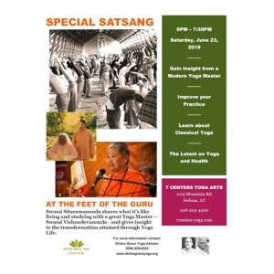 Special Satsang- At the Feet of the Guru