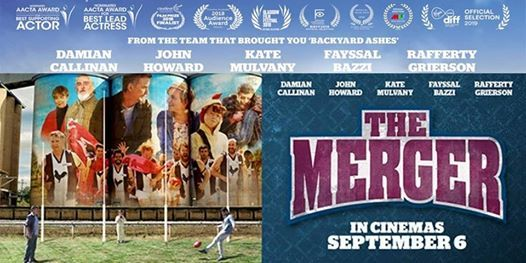 The Merger     free-admission premiere