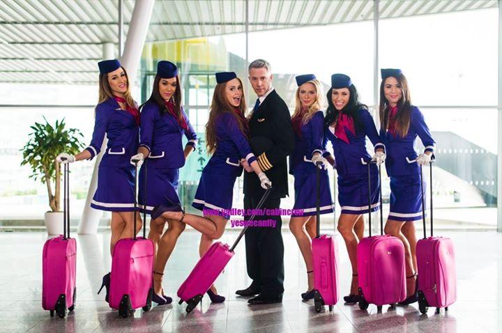 how to get air hostess training
