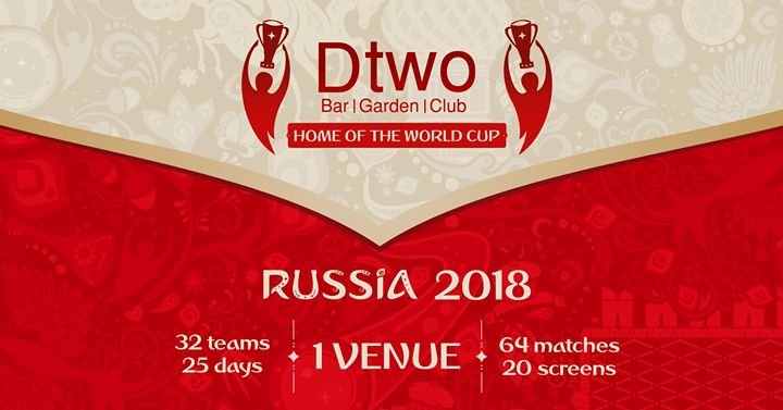 World Cup at Dtwo l Home of Sport