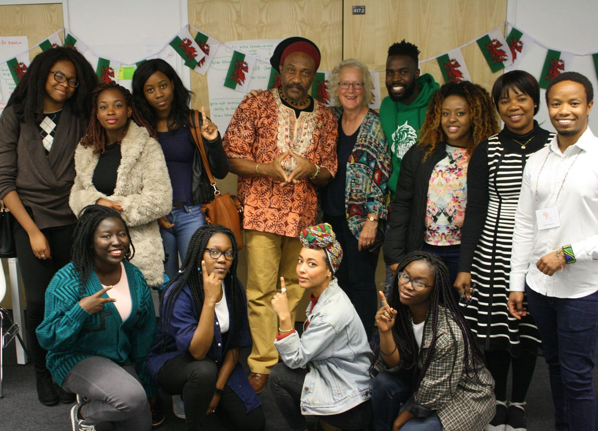 Connecting and Celebrating Africans in North Wales