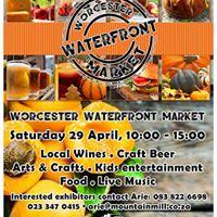 Worcester Waterfront Market