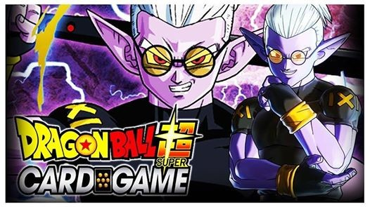Dragon Ball Super Card Game 2 Box Tournament
