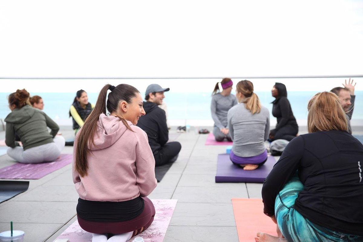 Yoga in the Sky Season Two -- OPENING NIGHT