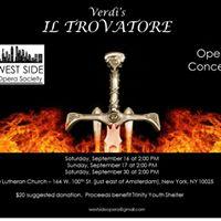 Il Trovatore by West Side Opera Society